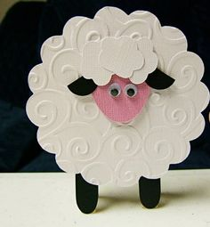 Little Lamb Baby Shower - Other Crafts - Cricut Forums Who loves you little lamb? I love you for Valentines Day
