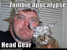 Zombie Apocalypse  Head Gear