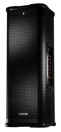 """Line 6 StageSource L3t 3-Way Loudspeaker System: With two 10"""" drivers in a 3-way design, plus truly useful """"smart speaker"""" DSP modes, the Line 6 StageSource L3t is a powerful, versatile PA loudspeaker."""
