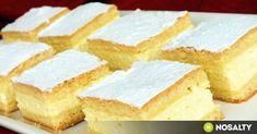 Hungarian Cake, Hungarian Recipes, Hungarian Food, Baking And Pastry, Cannoli, Something Sweet, Cornbread, Vanilla Cake, Cheesecake