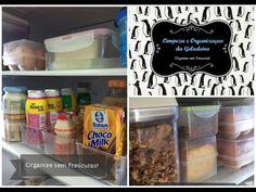 Dicas de limpeza e organização da geladeira | Organize sem Frescuras! - http://www.decoracaodecoracao.com/dicas-de-limpeza-e-organizacao-da-geladeira-organize-sem-frescuras #decoração - #arquitetura - #paisagismo