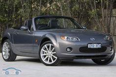 2007 Mazda MX-5 Touring MY07