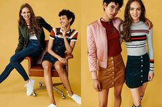 For those going back to school, the end of summer is not always a joyous occasion. But H&M is providing one reason to look forward to hitting the books with new clothing options. Spotlighting its Divided line, the fashion retailer showcases outfits perfect for that transitional weather before the fall. From lightweight knits to the …