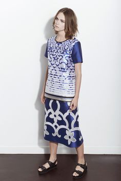 Ostwald Helgason | Resort 2015 Collection | Style.com
