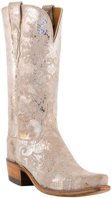 my wedding boots! <3