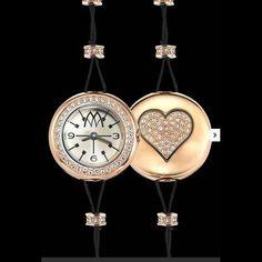 #Reloj Pepito Marco Mavilla corazón. Más #relojes en nuestra campaña de promoción de #relojes #Pepito Marco Mavilla  http://www.entretiendas.com/Catalogo/campanha/97/Relojes_Pepito_Marco_Mavilla