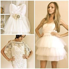 Her blog is amazing! She can take the worst looking dress and turn it into something you'd be proud to own!