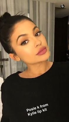 high end dupe recommendations similar to Kylie Jenner's 'Posie K' ?Any high end dupe recommendations similar to Kylie Jenner's 'Posie K' ? Kylie Jenner Mode, Kily Jenner, Kylie Jenner Fotos, Trajes Kylie Jenner, Looks Kylie Jenner, Estilo Kylie Jenner, Kylie Jenner Instagram, Kylie Jenner Makeup, Kourtney Kardashian