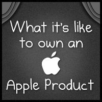 What it's like to own an Apple product - The Oatmeal