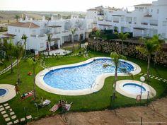 Чем занятся на даче в Испании