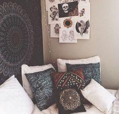Carlos Abreu Blog: Mais de 50 fotos de quartos e decorações para se inspirar #homedecorhipster