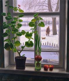 dmitrie.lyudmi — «Зорюков А.В. Герань на моем окне» на Яндекс.Фотках