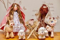 Sock Dolls, Baby Dolls, Christmas Nativity, Holidays And Events, Christmas Decorations, Teddy Bear, Diy Crafts, Quilts, Toys
