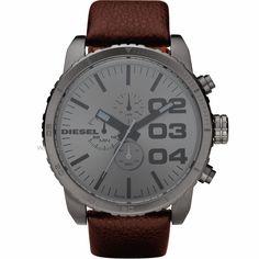 Mens Diesel XL Franchise Chronograph Watch DZ4210