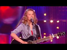 Laura sings 'I Will Always Love You' by Whitney Huston - The Voice Kids - The Blind Auditions - YouTube