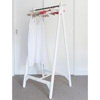 Cottage Wooden Clothes Rack - Wallace Cotton