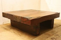 Tables On Pinterest Coffee Tables Trunks And Barnwood Table