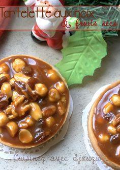 Ces petites tartes sont divines, très gourmandes et au final vraiment très faciles à réaliser : noix, fruits secs et du caramel beurre salé. Une pate sablée