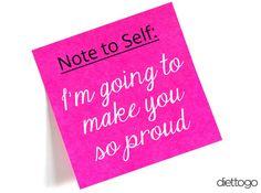 Like SO proud...