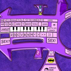 R U READY 2 TYPE: A Look at Prince's Keyboard