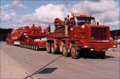 FAUN - Speciaal Transport