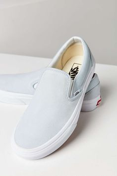 b85c455fe8 vans pastel suede slip-on sneakers Cute Vans
