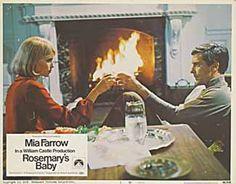 Posteritati: ROSEMARY'S BABY 1968 U.S. Scene Card (11x14)