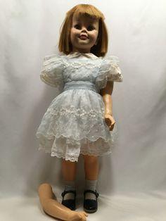 Madame Alexander Betty Doll 1960 30″ #MadameAlexander #DollswithClothingAccessories