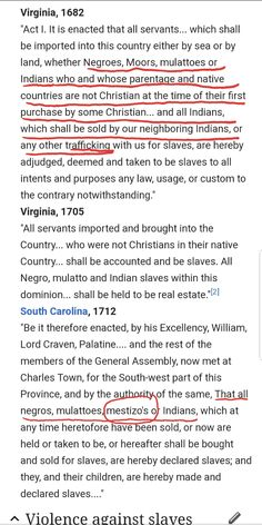 Slave Code/Black Laws American Horror Show, Ancient Paper, Moorish Science, Black Israelites, Black Indians, Code Black, Black History Facts, African American History, Consciousness