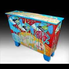 .#painted furniture