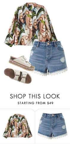 """""""outfit"""" by elzikaa on Polyvore featuring Miss Selfridge"""