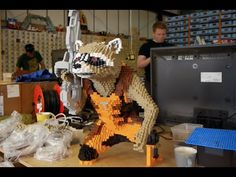 LEGO Marvel's Guardians Of The Galaxy - Building Rocket & Groot | HD