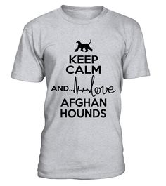Afghan Hound lover cute t-shirt