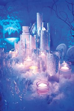 Frozen Wedding Inspiration