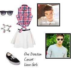 """Liam Payne Inspired One Direction Concert Outfit"" by simpsons1girl on Polyvore"