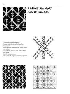 Archivo de álbumes - Puntos de Encaje de Bolillos - B. Cook
