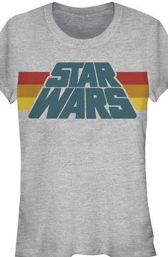 Ladies Retro Star Wars Shirt