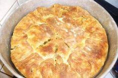 almiri-kolokithopita-2 Cookbook Recipes, Snack Recipes, Cooking Recipes, Snacks, Cookie Dough Pie, Savory Muffins, Greek Recipes, Recipies, Food And Drink