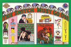 Push Pin Studios - Licon Inc. poster, c. 1969