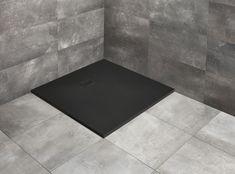 Czarny brodzik posadzkowy Radaway Kyntos C. #radaway #domoweinspiracje #projektowaniewnetrz #prysznicowe #prysznic #showercabin #projektowaniewnetrzbydgoszcz #design_interior_home #tile #bedroom #tiles #bathroominspiration #designs #designer Shower Cabin, Cabins, Products, Shower Enclosure, Cottages, Cabin, Gadget, Sheds