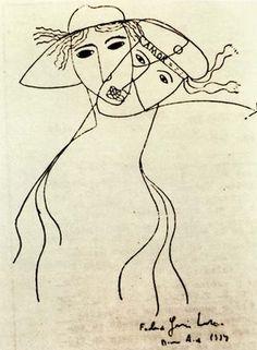 Decíamos Ayer: Federico García Lorca. | El blog de las artes y las letras
