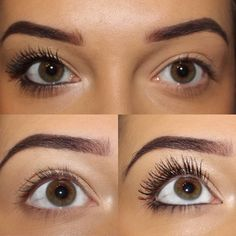 Lengthening, Curling mascara 🖤Contains vitamin B5 🖤No clumping 🖤Lengthening and Curling 🖤No fibres 🖤Enhances the look of your natural lashes 🖤Doesn't drop throughout the day   Does your mascara do this? 🤔 👀   1. How much is it? (A) £28 + p&p  2. What mascara is it?  NuColour curling black mascara  one of our best sellers! 😍 It's specially from formulated to separate lashes and give long last curls without clumping🙌🏼 I live  for mine!!  It's £28 +p&p. Curl Lashes, Fake Lashes, Long Lashes, Eyelashes, Contouring Lip Gloss, Curling Mascara, Natural Lashes, Nu Skin, Curls
