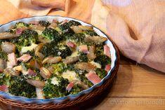 Tortino di broccoli con scalogni e provola Vegetables, Blog, Vegetable Recipes, Blogging, Veggies
