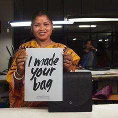 Fairtrade handbags by Ms Bay. Read why we love working with this ethical brand.