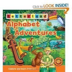 Alphabet Adventures (Letterland Picture Books)