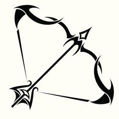 Картинки по запросу лук и стрелы арт