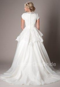 Modest Wedding Dresses : Golding