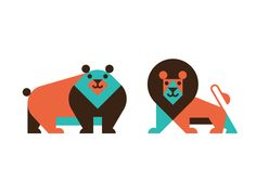 Dribbble - these fellas didnt make the cut by Luke Bott