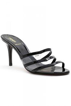 Обувь Fendi весна-лето 2014