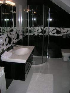 Wnętrza, Łazienka - Pomysł i wizualizacja łazienki jest moją robotą. Proszę ocenić efekt ;)